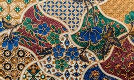 Free Thai Fabric Pattern Royalty Free Stock Photos - 30218228