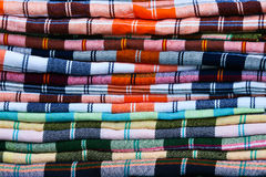 Thai Fabric pattern Stock Image
