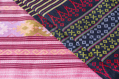 Thai fabric Royalty Free Stock Image