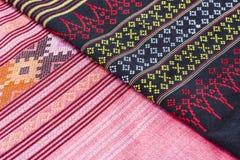 Thai fabric Stock Image