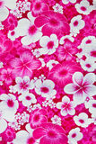 Thai fabric textured Stock Images