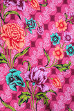 Thai fabric textured Stock Photography