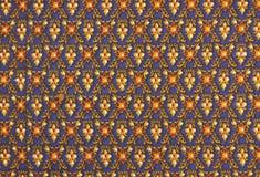 Thai fabrics patterns Stock Photo