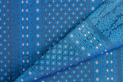 Thai fabrics patterns Royalty Free Stock Photography