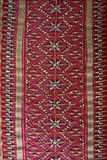 Thai Fabrics Patterns Thai Graphic. Stock Images
