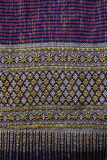 Thai Fabrics Patterns Thai Graphic Stock Photo