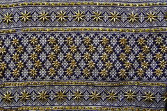 Thai Fabrics Patterns Thai Graphic Stock Photo