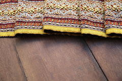 Thai Fabrics Patterns Thai Graphic Stock Photos