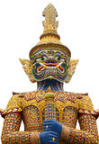 Thai Famous Gaint Royalty Free Stock Photography