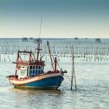 thai fartygfiske Arkivbilder