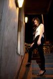 Thai fashion girl. Royalty Free Stock Photos