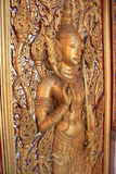 thai fe Royaltyfri Bild