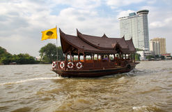 Thai ferry boat Stock Photography