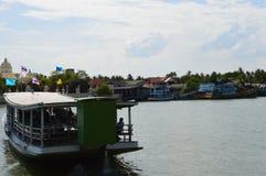 Thai ferry boat Stock Image