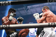 THAI FIGHT 2012 Royalty Free Stock Photos