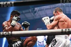 THAI FIGHT 2012 Royalty Free Stock Photos