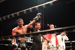 THAI FIGHT 2012, Final Round Stock Photo