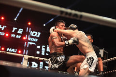 THAI FIGHT 2012, Final Round Royalty Free Stock Images
