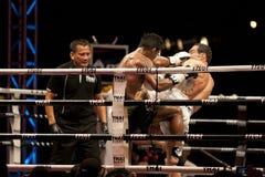 Thai Fight Royalty Free Stock Photos