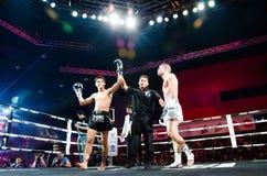 Thai Fight King of Muay Thai Royalty Free Stock Image
