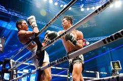 Thai Fight King of Muay Thai Stock Photos