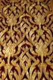 Thai fine art background Royalty Free Stock Image