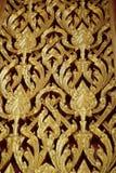 Thai fine art background Royalty Free Stock Photo