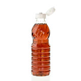 Thai fish sauce in a bottle isolated on white Stock Image