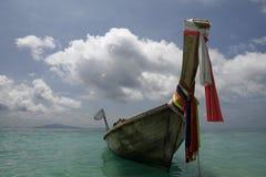 Thai fishing boat Stock Image