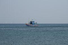 Thai fishing boat Stock Photography