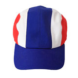 Thai flag Cap hat Royalty Free Stock Photo