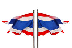 Thai flag Stock Photography
