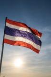 Thai flag Stock Photo