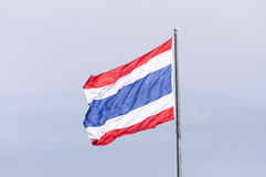 Thai flag Royalty Free Stock Photography