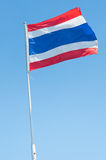 Thai flag Royalty Free Stock Photos