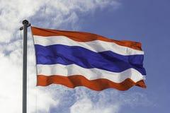 Thai Flag Royalty Free Stock Photo