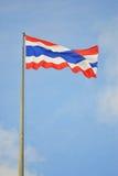 thai flagga Royaltyfri Foto