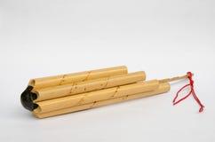 Thai flute (Wot) Stock Image
