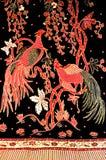 Thai folk textile Royalty Free Stock Images