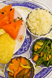 Thai Food. Royalty Free Stock Image