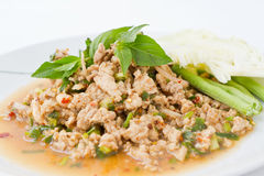 Thai food Royalty Free Stock Photos