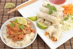 Thai food Stock Images