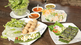 The Thai food Royalty Free Stock Images