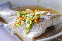 Thai food. Made from fish Stock Photo