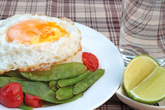 Thai food. With lemon Stock Photo