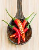 Thai food Cooking ingredients. Royalty Free Stock Images