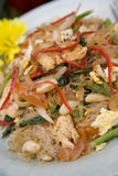 Thai Food Dishes Stock Images