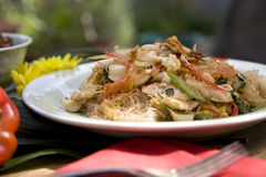 Thai Food Dishes Royalty Free Stock Image