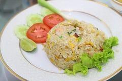 Thai food, fried rice Stock Image