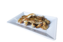 Thai food grilled chicken Royalty Free Stock Photography